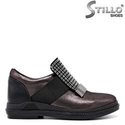 Pantofi dama din piele ecologica - 31439