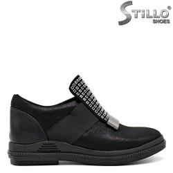 Pantofi dama din piele ecologica - 31443