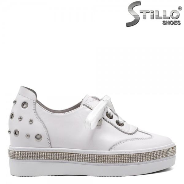 Pantofi tip sport cu sireturi - 31447