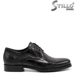 Pantofi barbatesti din piele naturala - 31492