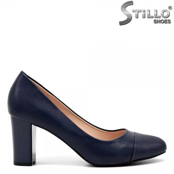 Pantofi dama din piele ecologica - 31991