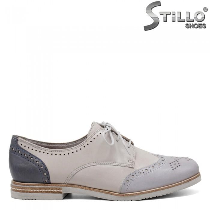 Pantofi dama  din piele naturala - 32005