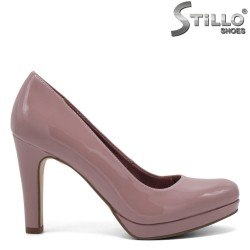 Pantofi dama model Tamaris de culoare scrum de trandafiri - 32006