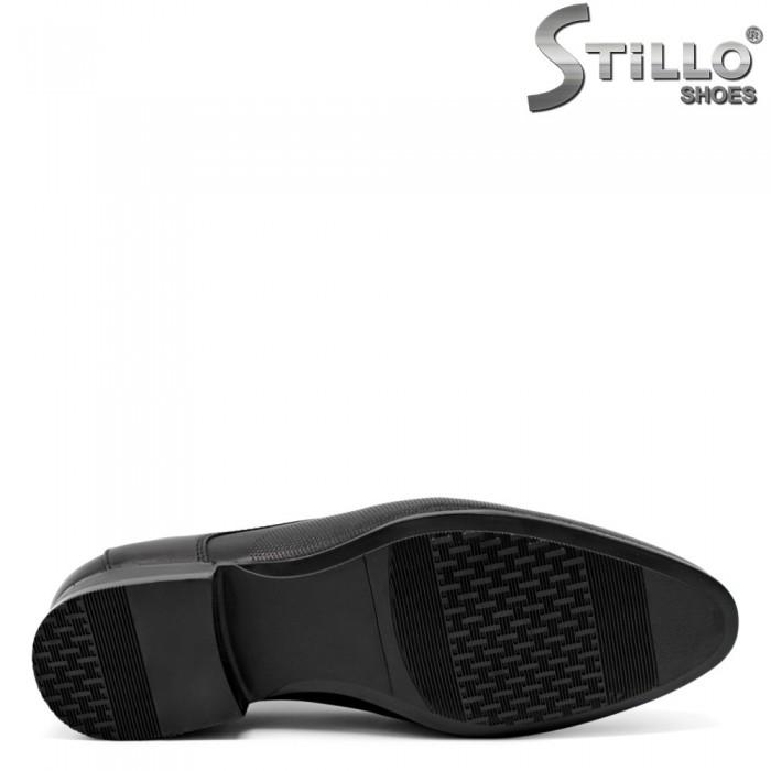 Pantofi barbati din piele naturala - 32030
