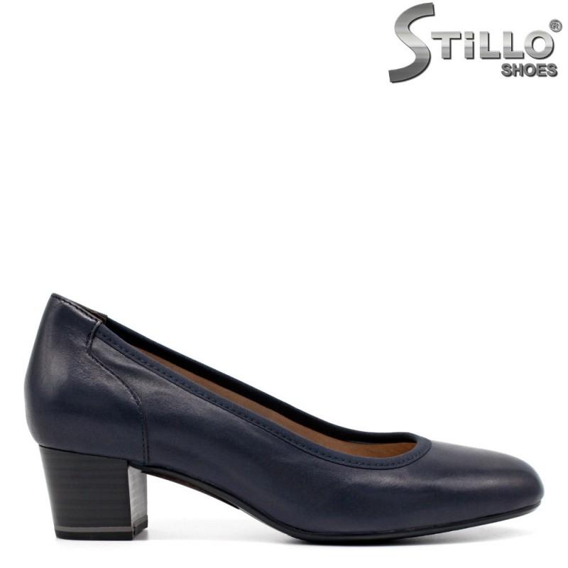 Pantofi dama model Tamaris din piele naturala- 32032