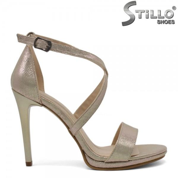Sandale dama din piele ecologica-32040