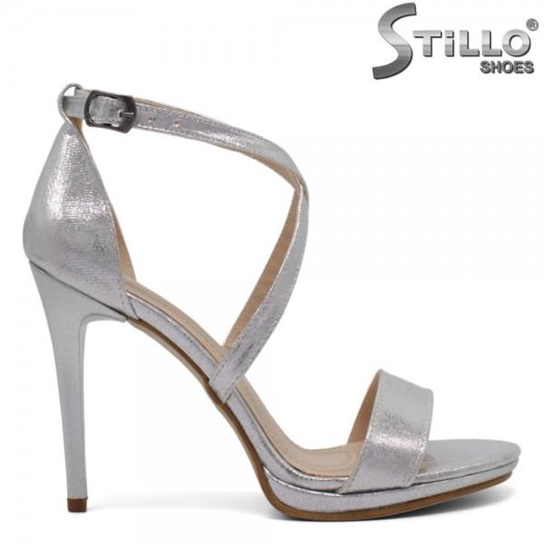 Sandale dama din piele ecologica - 32042