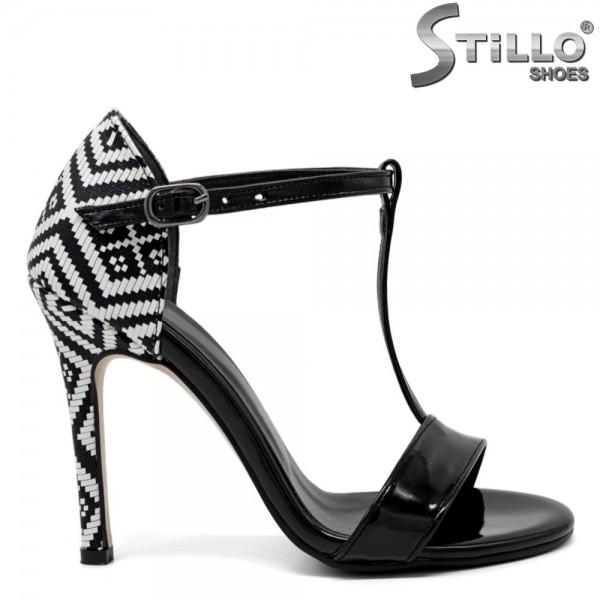 Sandale dama din piele ecologica-32070