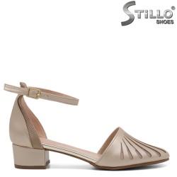 Sandale dama din piele ecologica - 32072