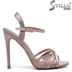 Sandale dama din  piele ecologica - 32118