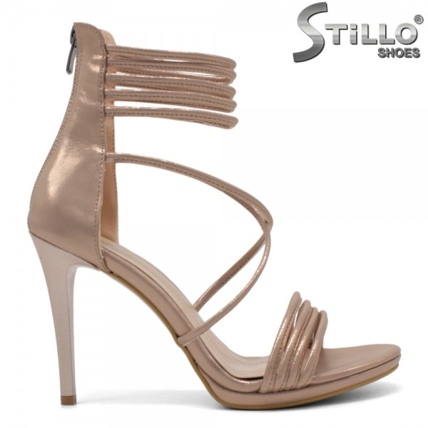 Sandale dama din piele ecologica - 32128