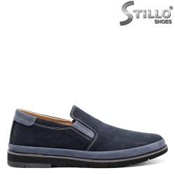 Pantofi barbati din nubuc natural - 32140