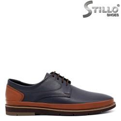 Pantofi barbati din piele naturala - 32145