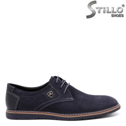 Pantofi barbati din nubuc natural - 32146