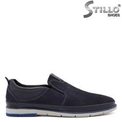 Pantofi barbati din nubuc natural- 32147