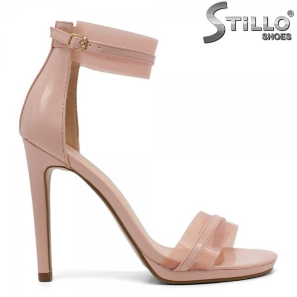 Sandale dama din piele ecologica - 32148