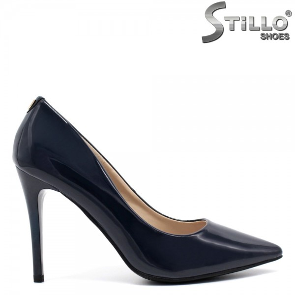 Pantofi dama din piele ecologica - 32149