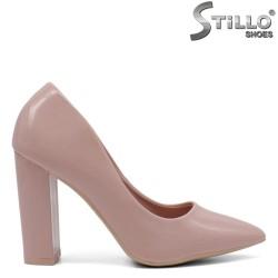 Pantofi dama din piele  ecologica - 32152