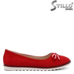 Pantofi dama din piele ecologica - 32153