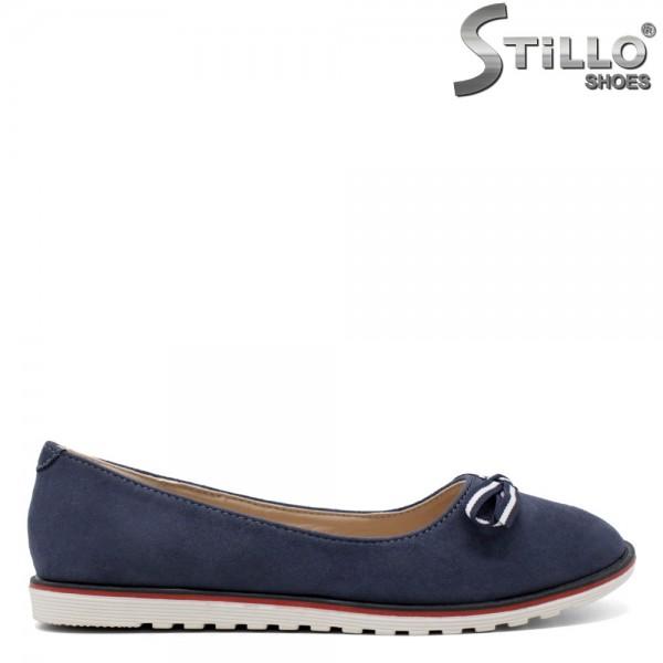 Pantofi dama din piele ecologica - 32154