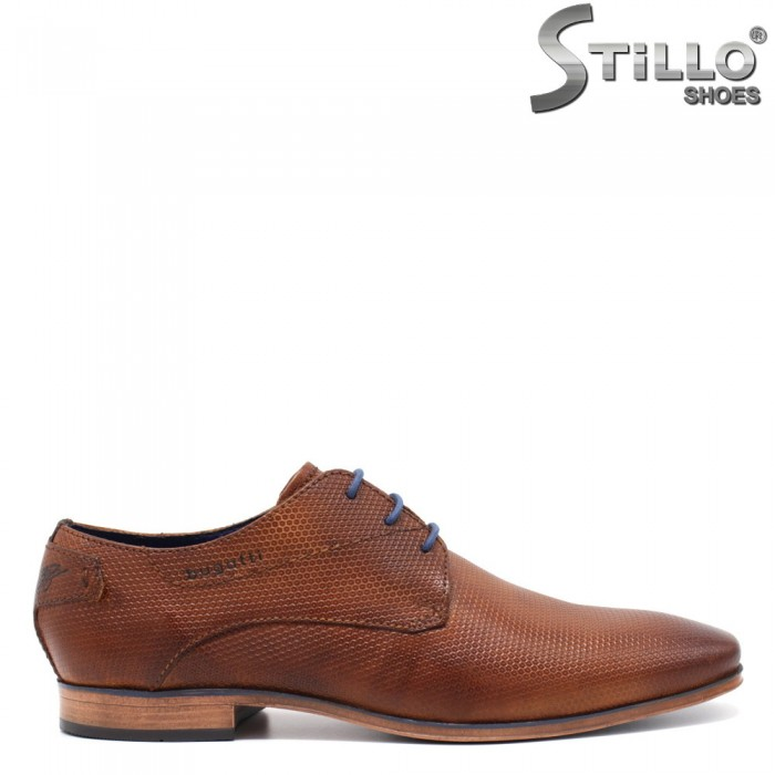 Bugatti - pantofi barbati de culoare maron - 32172
