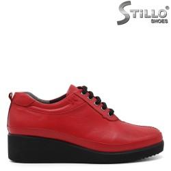 Pantofi dama din piele naturala - 32233