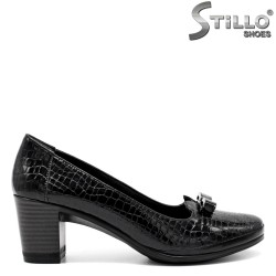 Pantofi dama din piele naturala -32235
