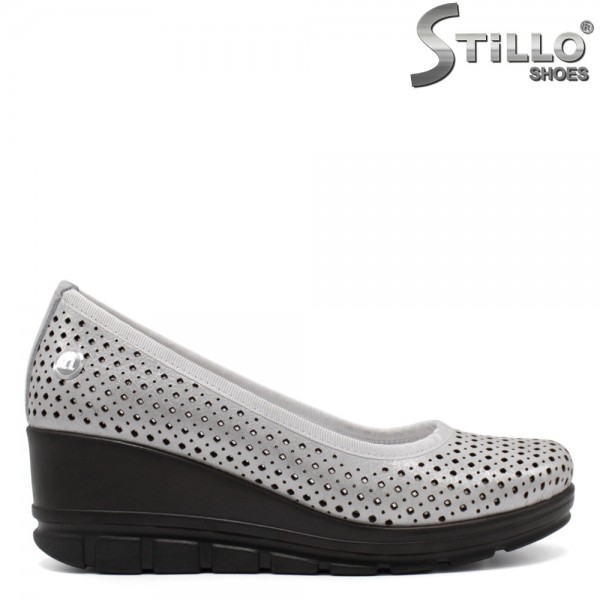 Pantofi dama din piele naturala - 32242