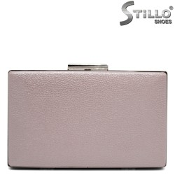 Geanta dama de ocazie de culoare roz - 32249