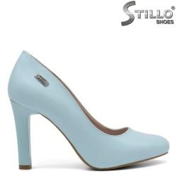 Pantofi dama din piele ecologica - 32276