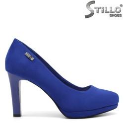 Pantofi dama din piele ecologica - 32281