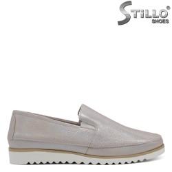 Pantofi dama din piele ecologica - 32286
