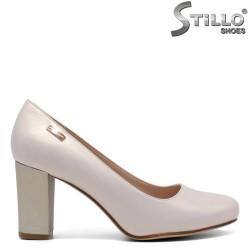 Pantofi dama din piele ecologica - 32287