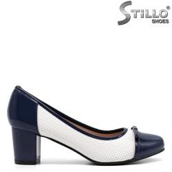 Pantofi dama din piele ecologica - 32292
