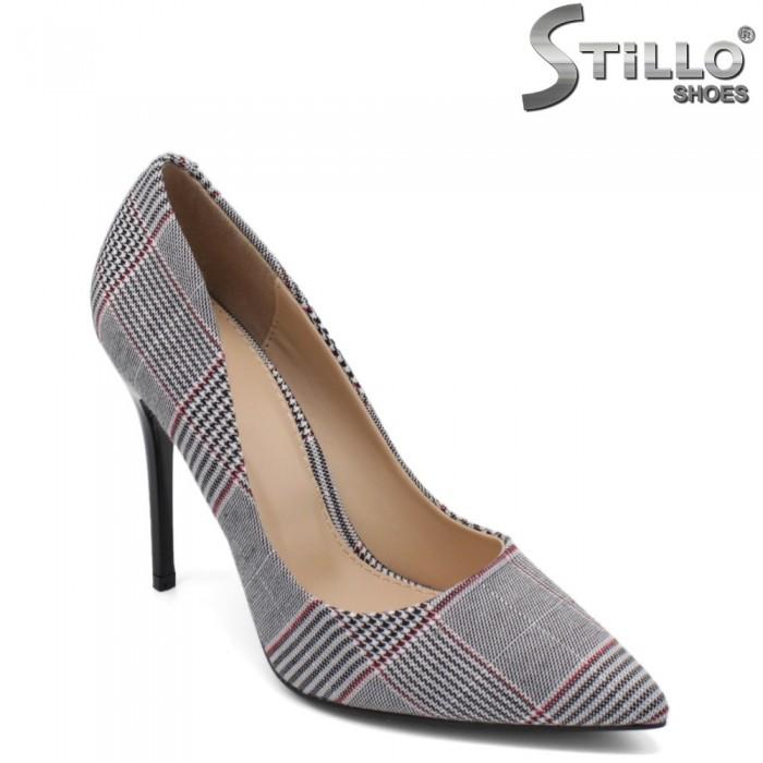 Pantofi dama de culoare pepit - 32293