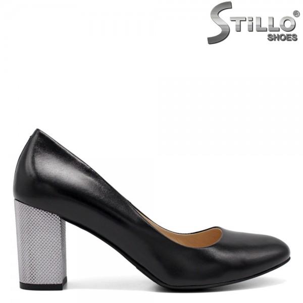 Pantofi dama din piele naturala - 32303