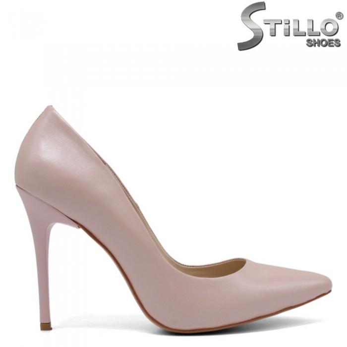 Pantofi dama din piele naturala - 32308