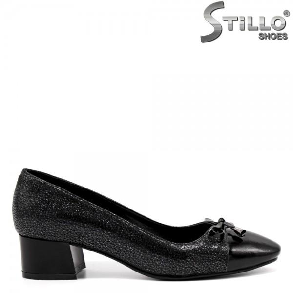 Pantofi dama din piele naturala - 32309