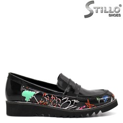 Pantofi dama din piele ecologica - 32311
