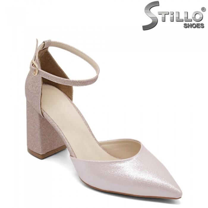 Pantofi dama din piele ecologica - 32312