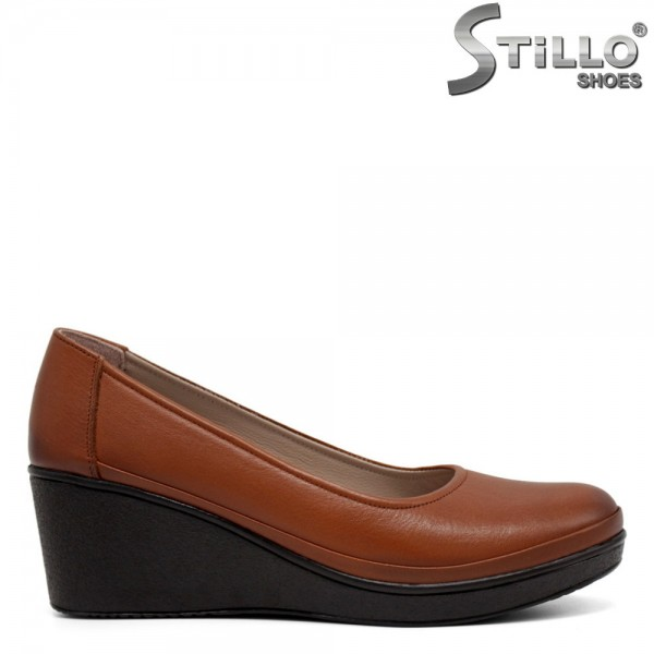 Pantofi dama din piele naturala - 32357
