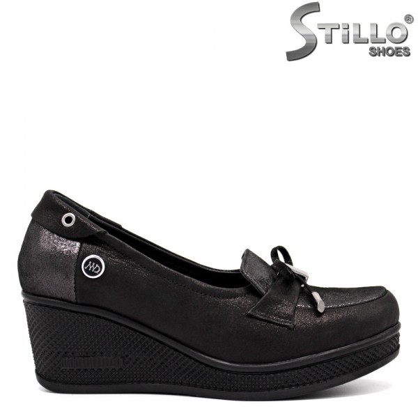Pantofi dama din piele naturala - 32364