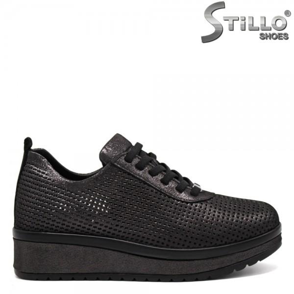 Pantofi dama din piele naturala - 32369