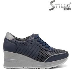 Pantofi  dama tip sport din piele naturala-32370