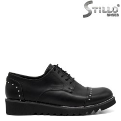 Pantofi dama din piele ecologica - 32380