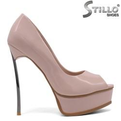 Pantofi dama din lac ecologic - 32400