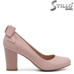 Pantofi dama din piele ecologica - 32411