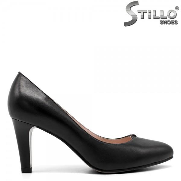 Pantofi dama din piele naturala - 32417