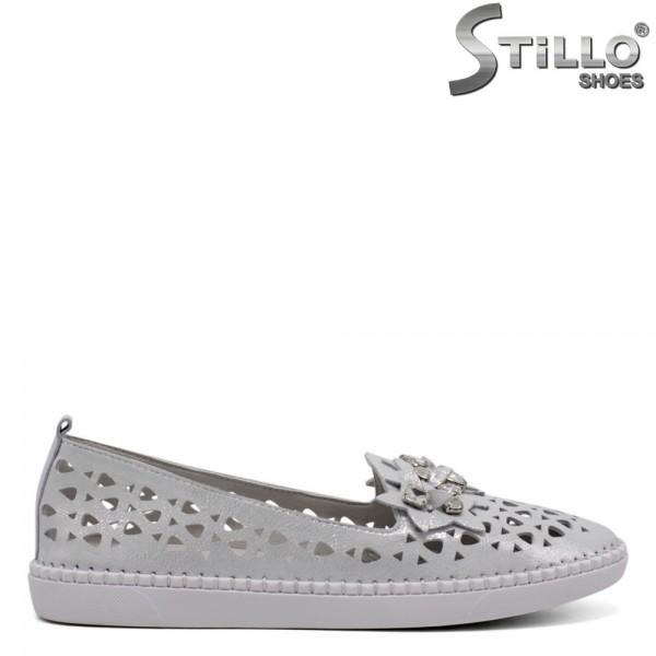 Pantofi dama din piele naturala-32418