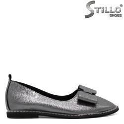 Pantofi dama din piele ecologica - 32419